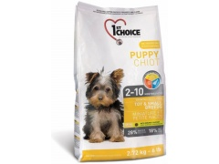 1st Choice Dog Puppy Toy & Small Breeds 2,72kg