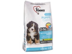 1st Choice Dog Puppy Medium & Large Breed 15kg