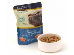 Fish4Cats Finest Salmon Mousse saszetka 100g 1szt.