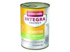 Animonda Integra Protect Sensitive dla psa 400g 1szt. konina amarantus