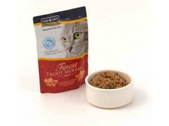 Fish4Cats Finest Trout Mousse saszetka 100g 1szt.