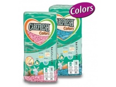 Chipsi CareFresh Colors - Blue 10L - ściółka niebieska