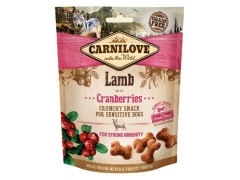 Carnilove Dog Snack Fresh Crunchy Lamb + Cranberries 200g