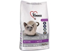 1st Choice Cat Active or Finicky Actif 2,72kg